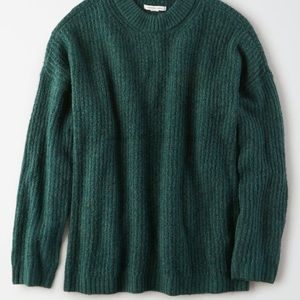 AE Oversized Crew Neck Sweater (NWOT)